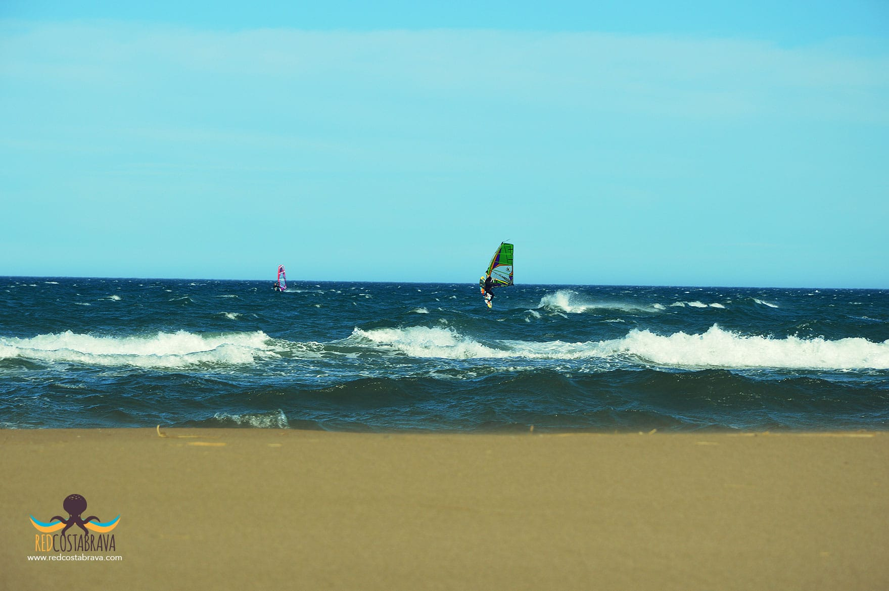 Sant Pere Pescador - windsurf