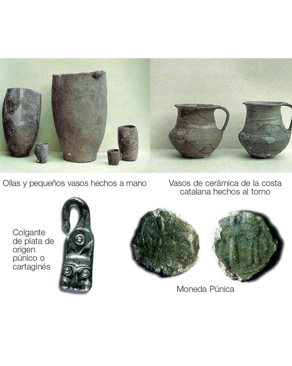 Yacimiento ibérico de Puig de Castellet