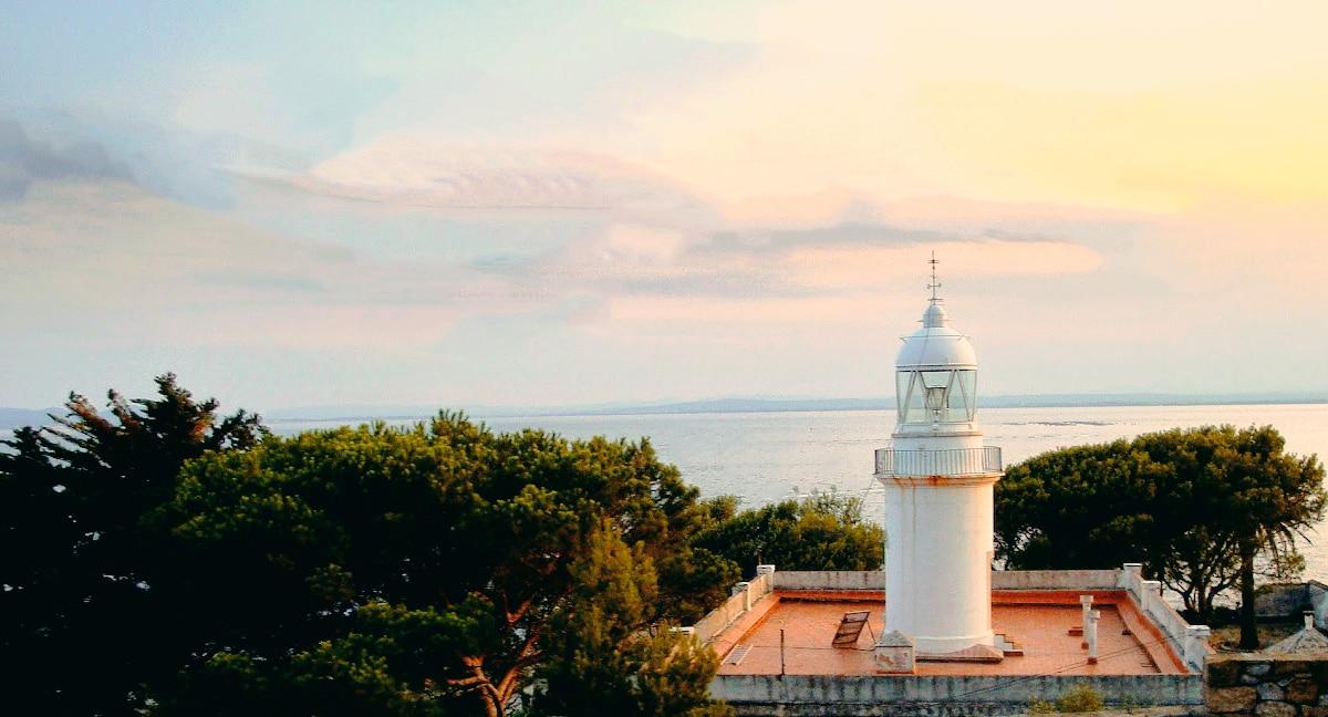 Faro de Roses - Faros de la Costa Brava