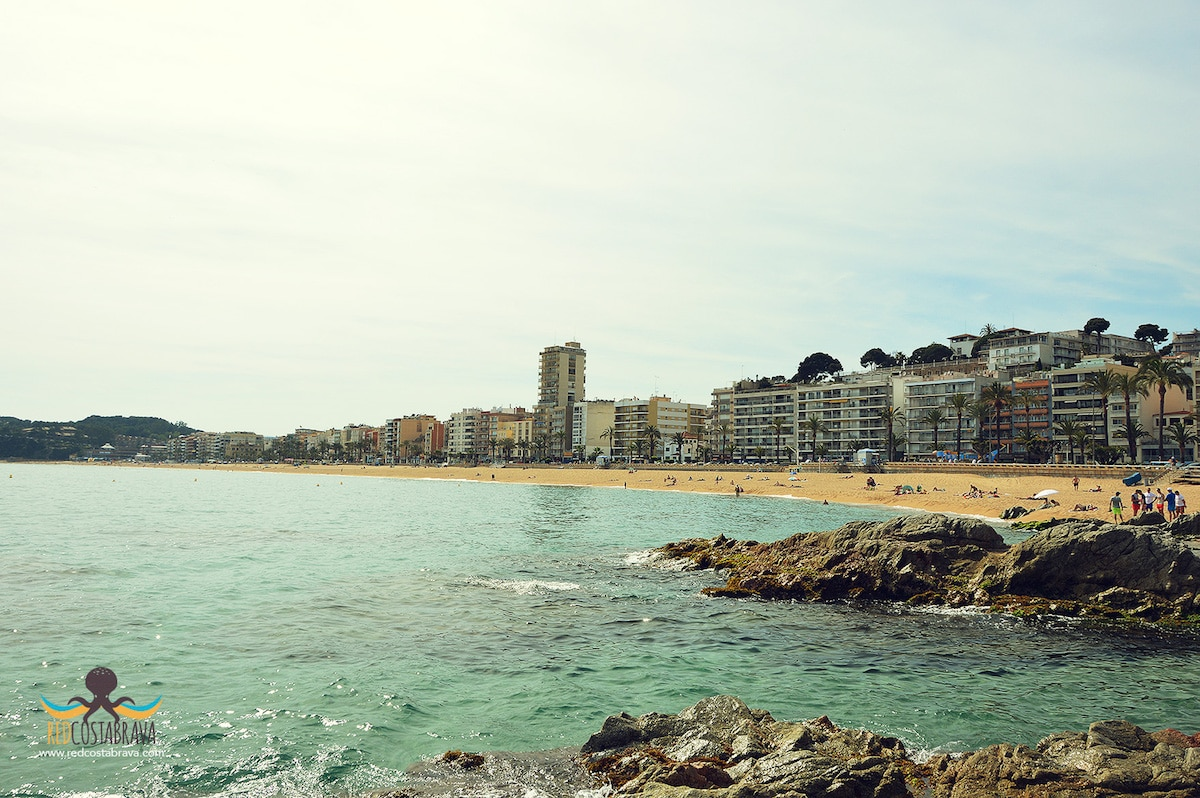 platja de Lloret de Mar