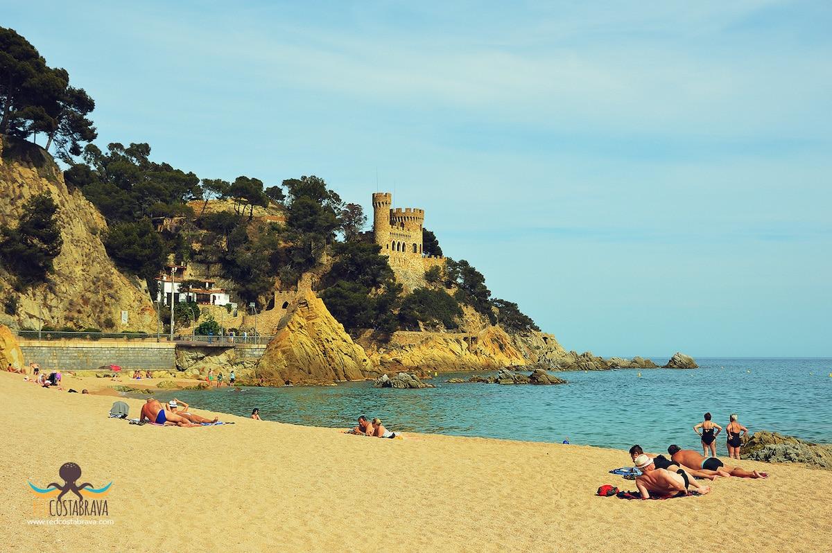 Castillo d'en Plaja
