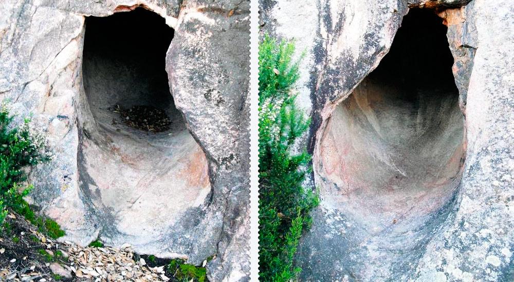 cuevas de Ses Falugues en Begur