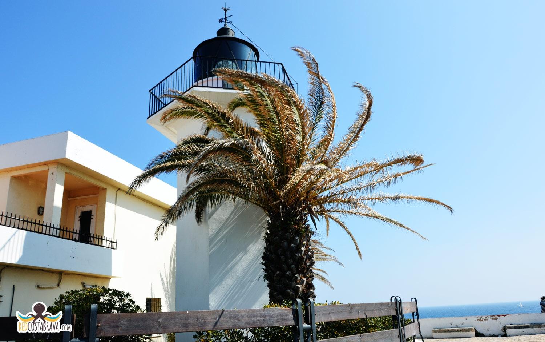Faro de Palamós o de la Punta del Molino