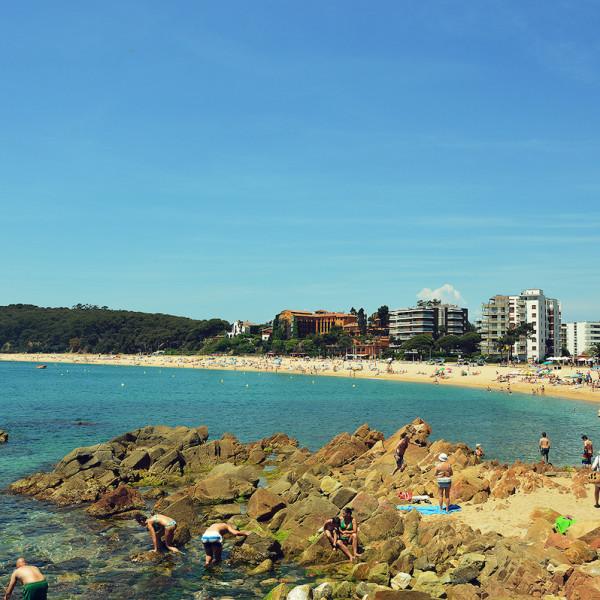 Playa / Platja de Fenals