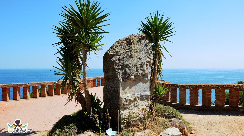Mirador y ermita de Sant Elm en Sant Feliu de Guíxols – miradores de la Costa Brava