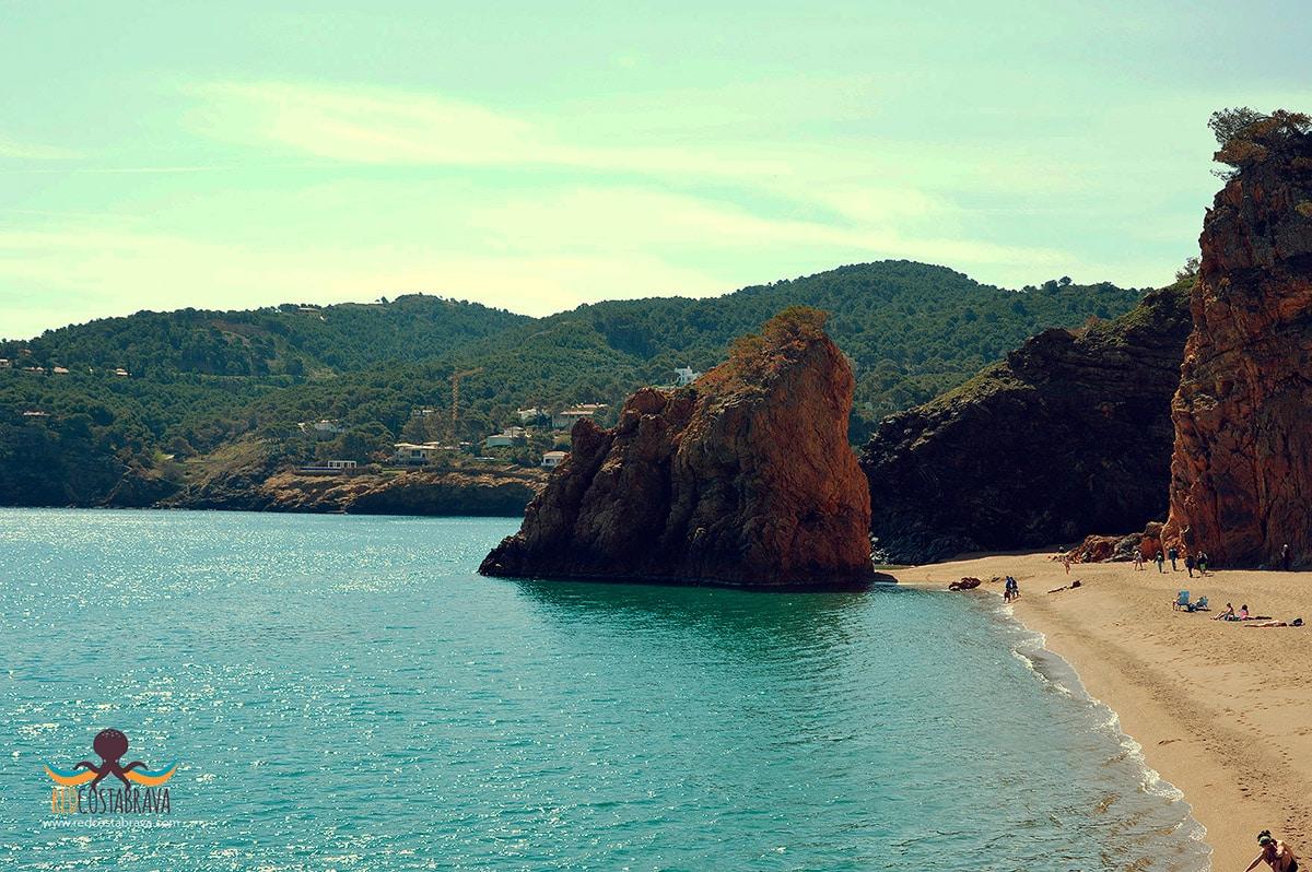 Cala de Illa Roja
