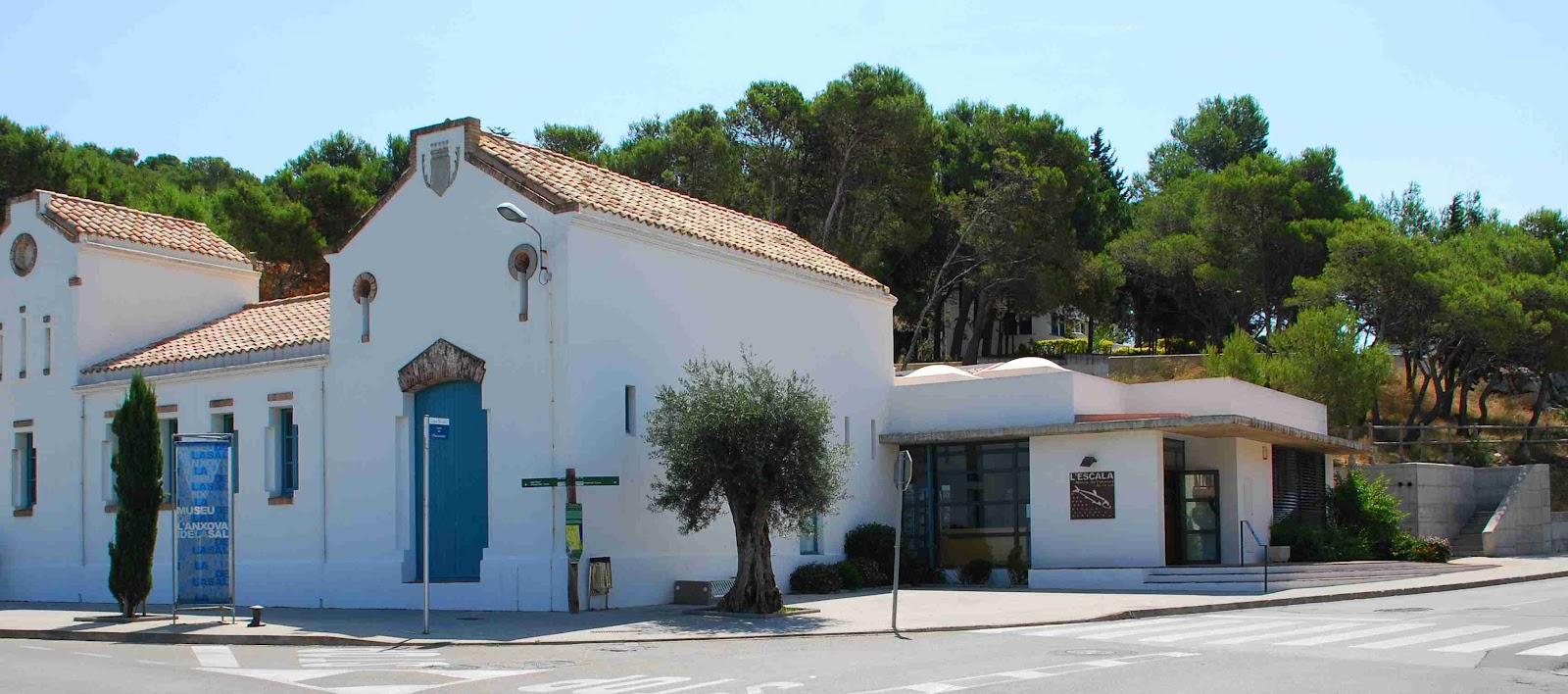 El Museu de la Anxova i la Sal de l'Escala