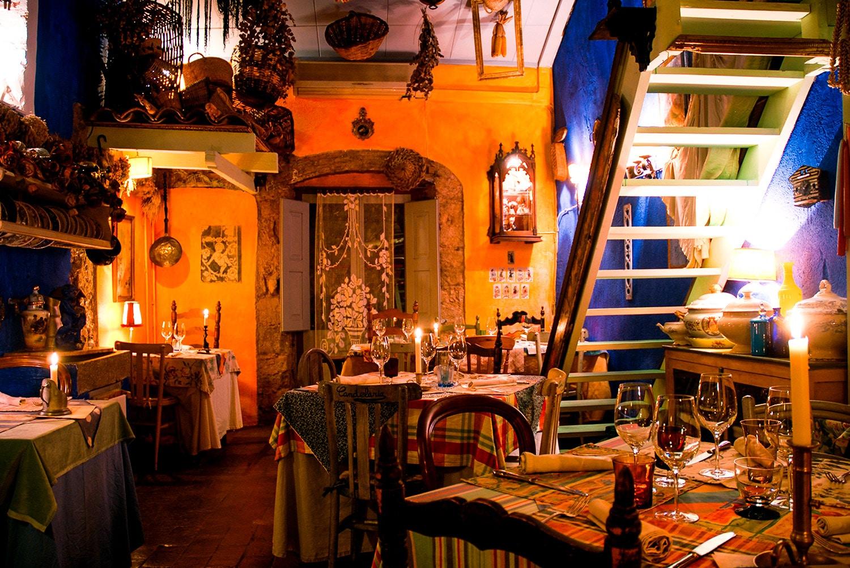 Restaurante La Candelaria - Peratallada