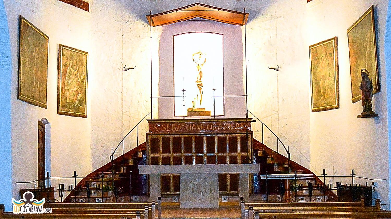 Ermita de Sant Sebastià de la Guarda