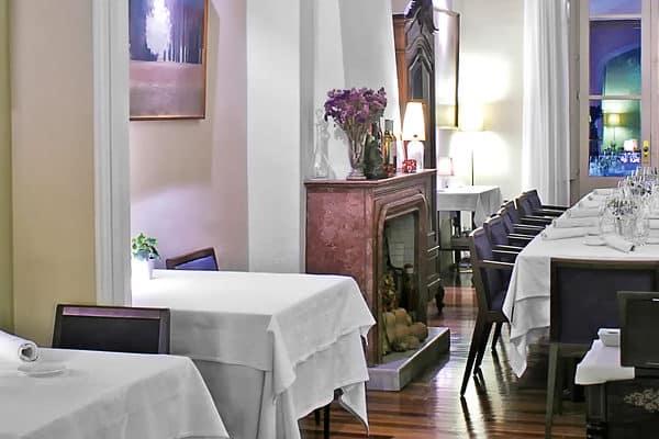 Restaurante Pa i Raïm de Palafrugell