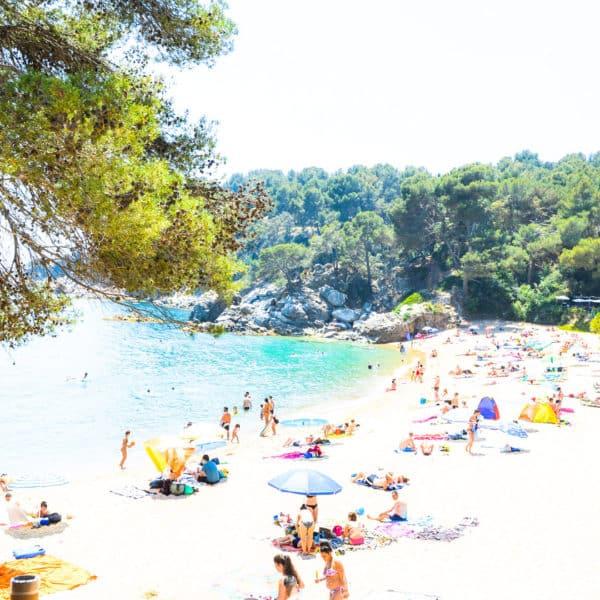 playa Treumal Lloret