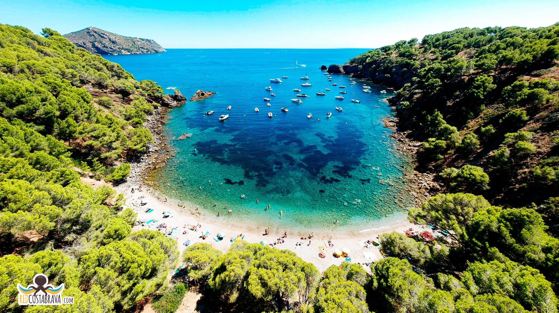 Descubre Las 25 Mejores Playas Y Calas De La Costa Brava