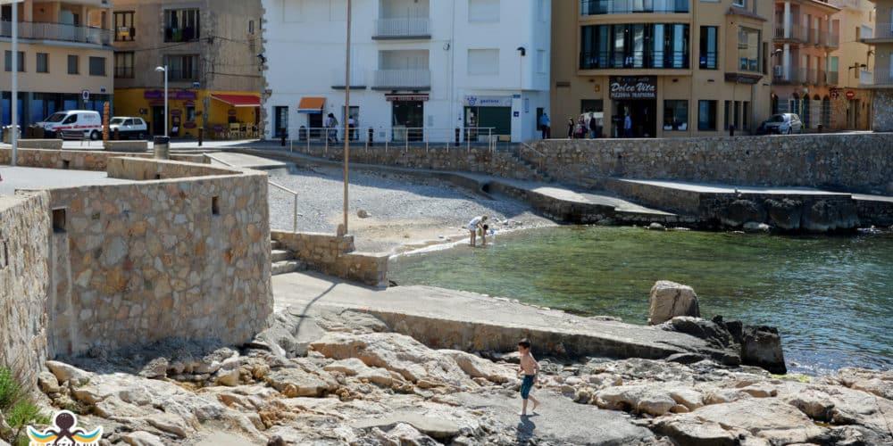 Platja Port d'en Perris - l'Escala